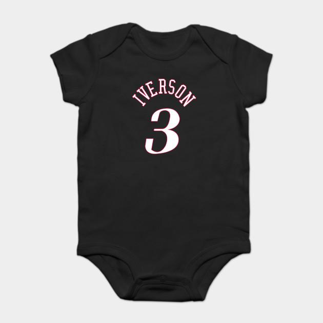 newest bb05e c03a0 Allen Iverson Jersey