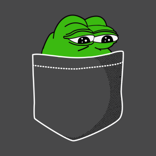 Pepe Pocket t-shirts