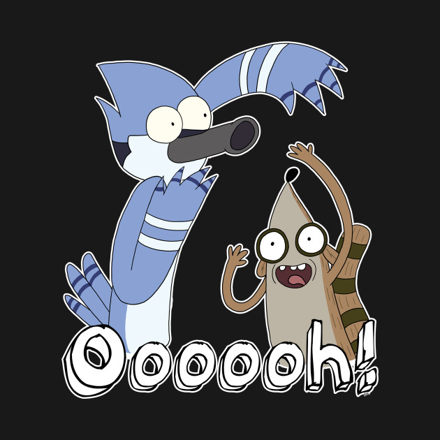 TSHIRT - Regular Shirt Ooooh