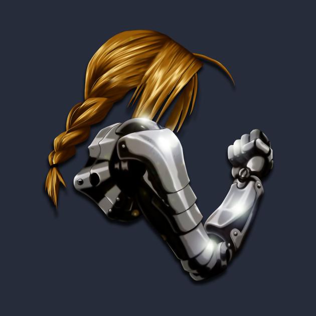 Automail Arm - Fullmetal Alchemist - T-Shirt