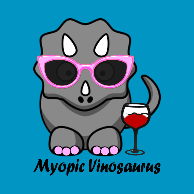 Myopic sunglasses Vinosaurus