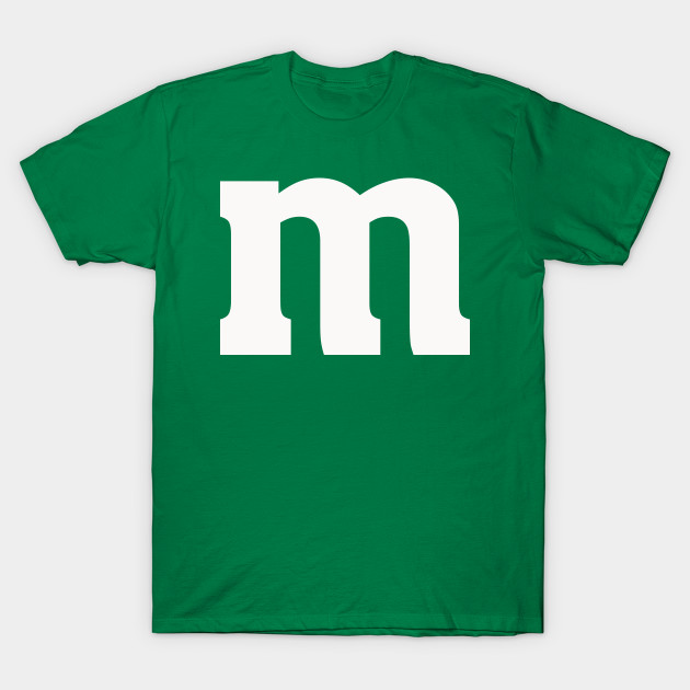 16ee47973bc M M Candy Halloween Costume - M Candy - T-Shirt
