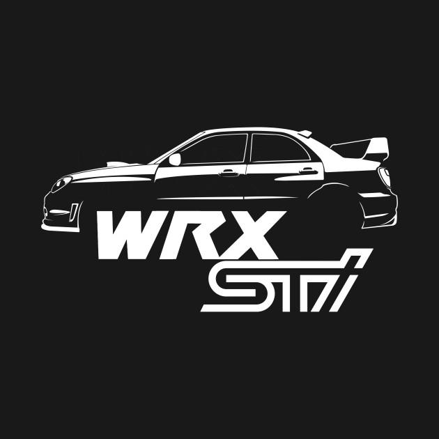 Subaru WRX STI 2010 Vintage