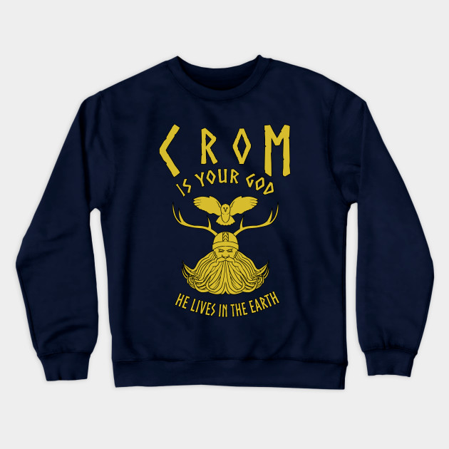 CROM Is Your God