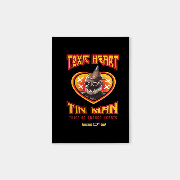 Toxic Heart Tin Man