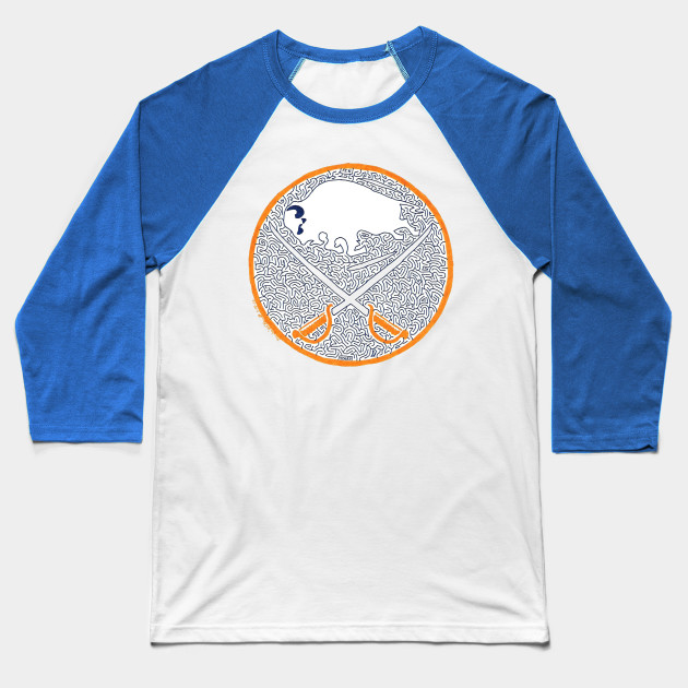 Amazing Sabres Baseball T-Shirt