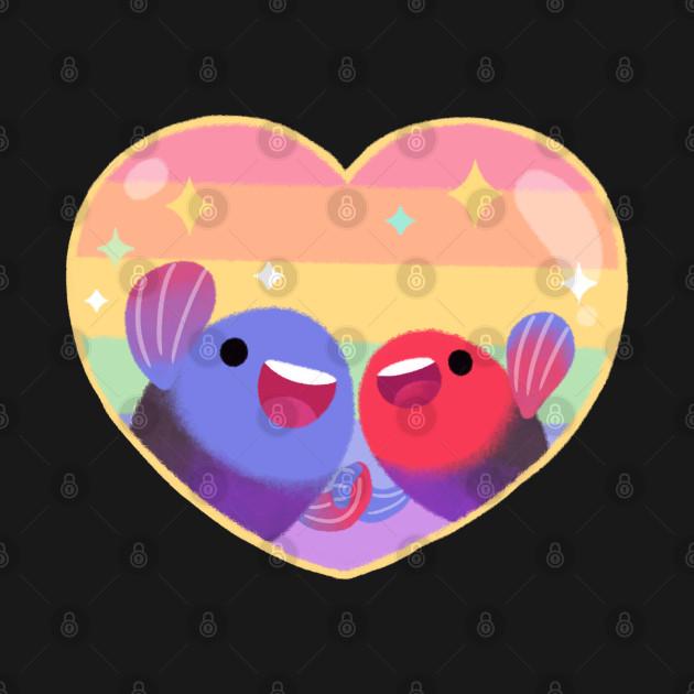 Rainbow guppy 9