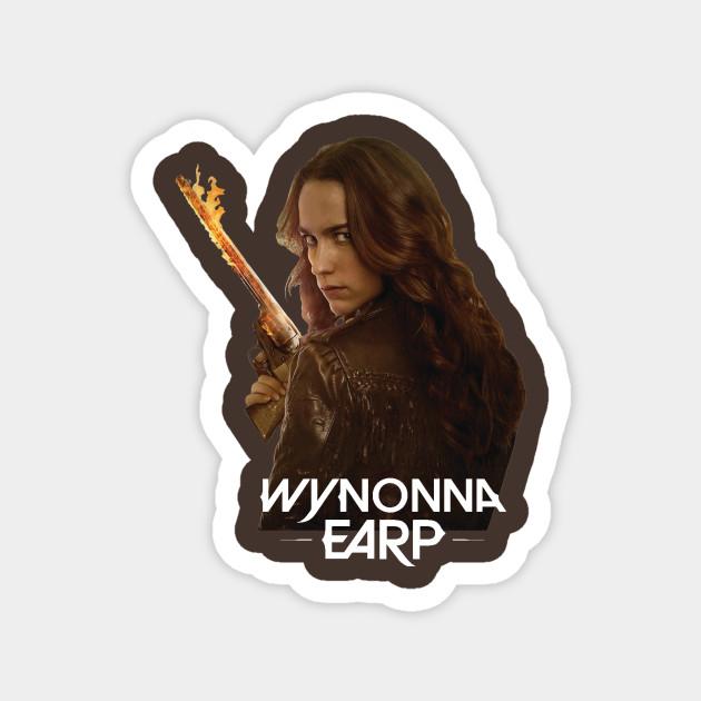 Wynonna Earp - Demon Killer