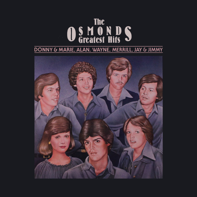 The Osmonds Greatest Hits
