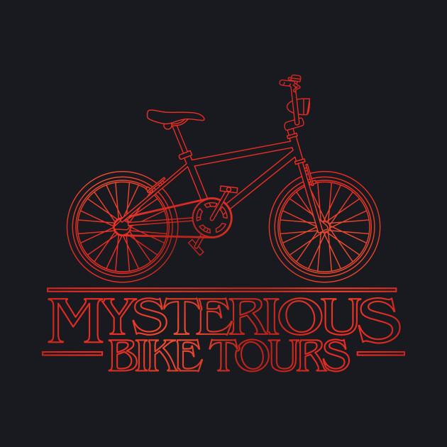 Mysterious Bike Tours