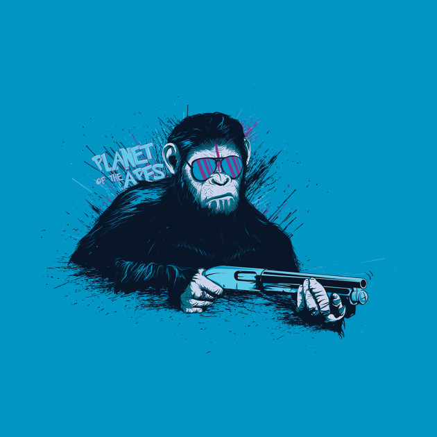 Ape War T-Shirt