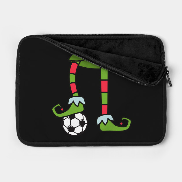 Soccer Christmas Elf Xmas Gift