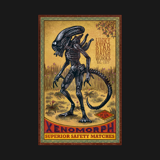 Xenomorph Matches