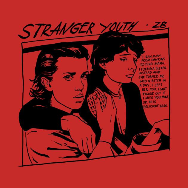 Stranger Youth White