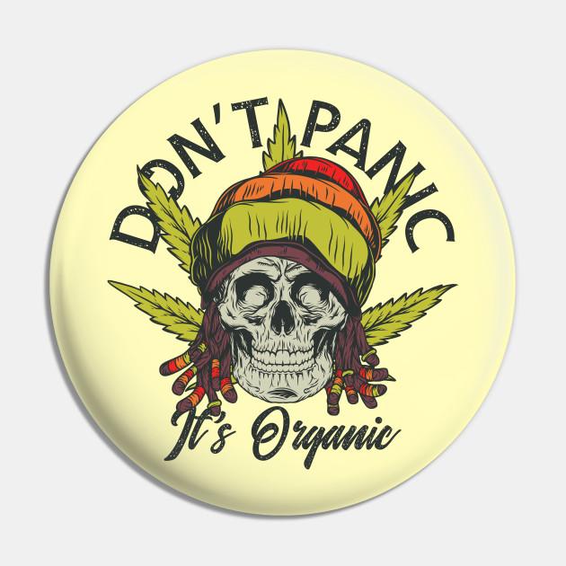 Don't panic, it's organic