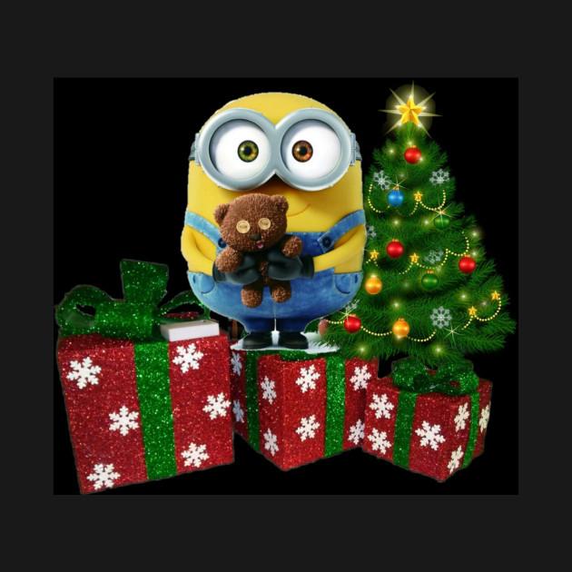 Minion Christmas.Minion Christmas