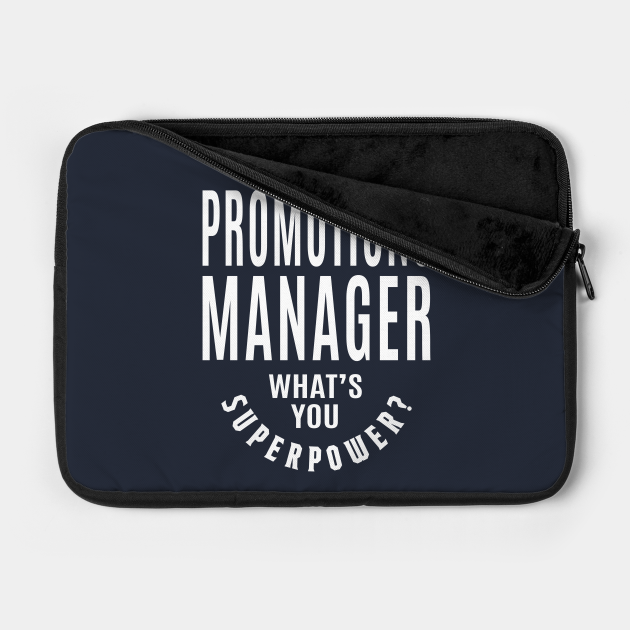 Gift for Promotions Manager