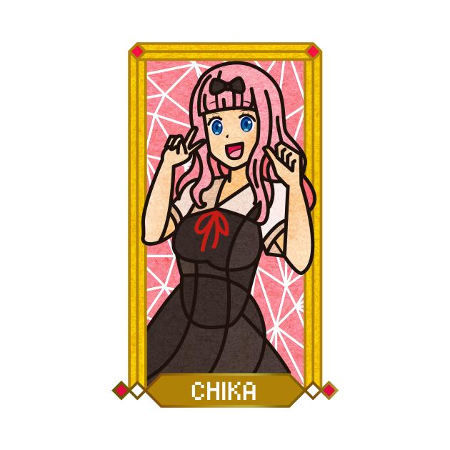 Chika Fujiwara - Love is War