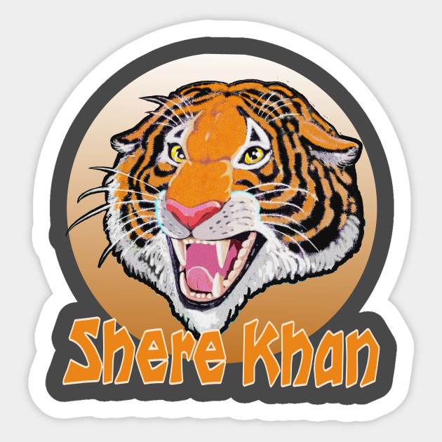 Khan Sticker