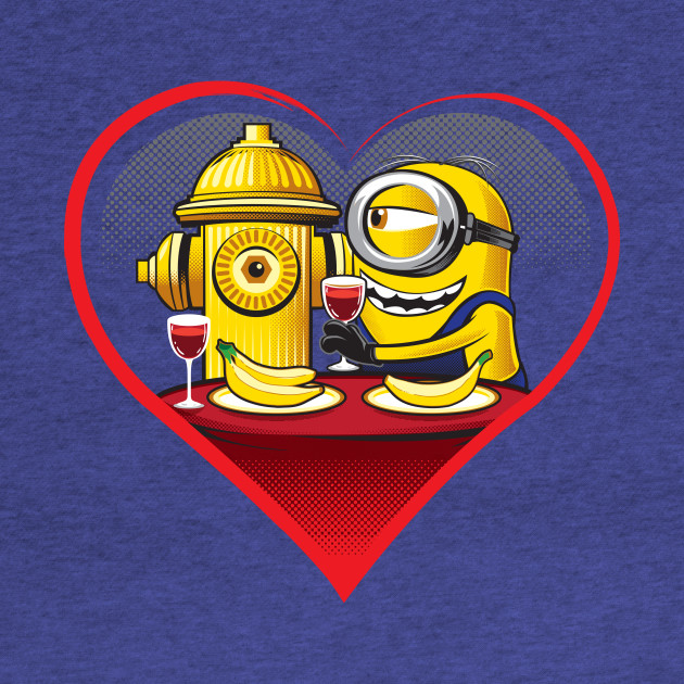 MINION IN LOVE