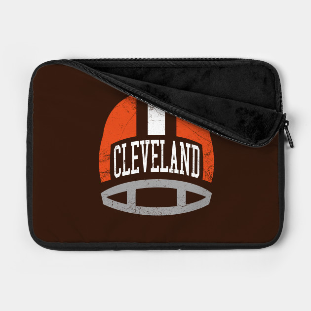 Cleveland Retro Helmet - Brown