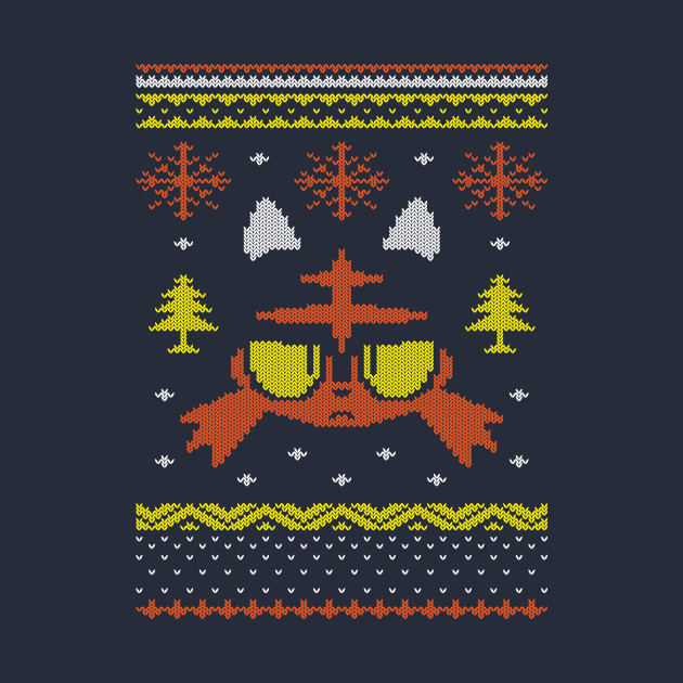 POK005 - Litten Christmas Ugly