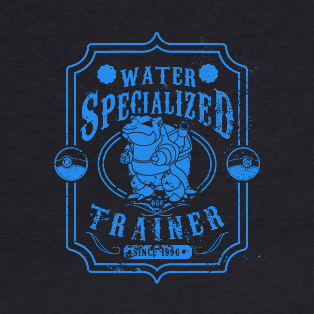 WATER SPECIALIZED TRAINER