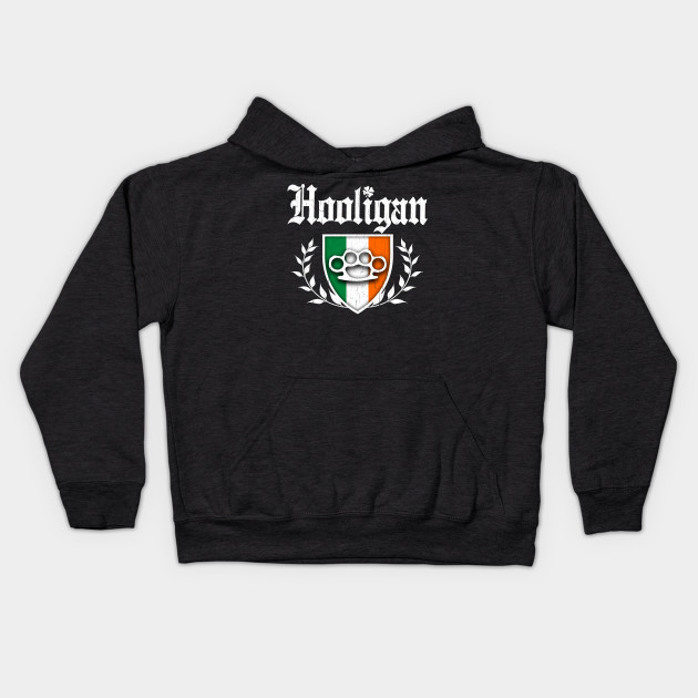 Irish Hooligan (vintage distressed look)
