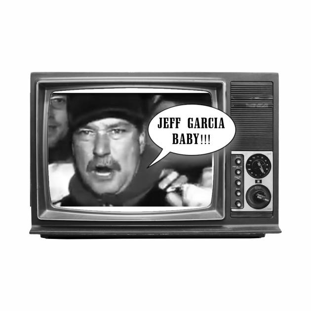 Jeff Garcia Baby