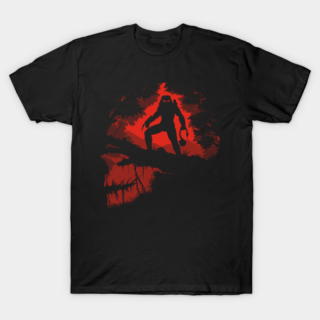 Predtaor 4 movie shirt