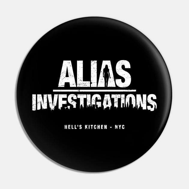 Alias Investigations (aged look)