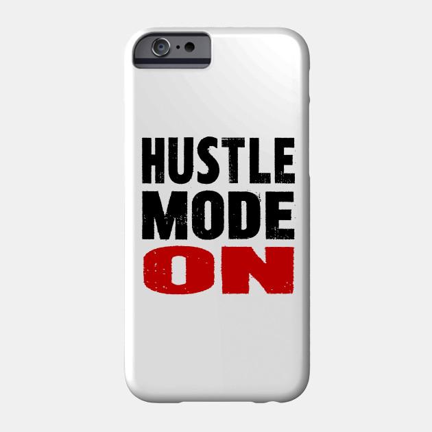 Hustle & grind iPhone 11 case