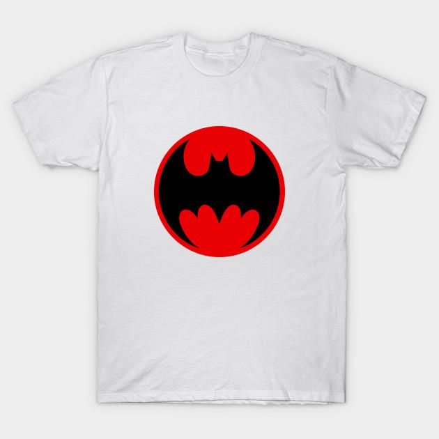 Ninja Batman Symbol Ninja Batman T Shirt Teepublic