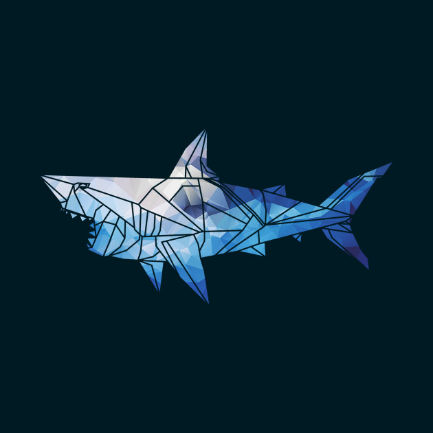 Magnificent Origami Sharks to Celebrate Shark Awareness Day | 630x630