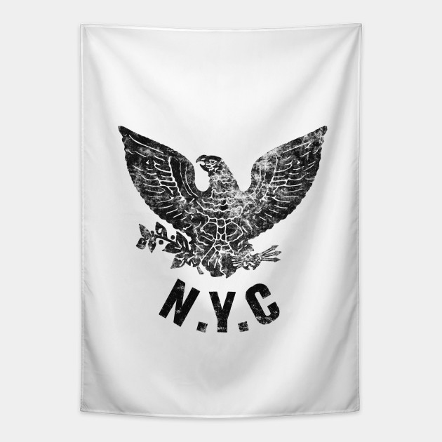 NYC Eagle (Distressed) - As Worn By Joey Ramone