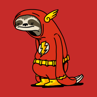 Funny Sloth Shirt The Flash The Neutral t-shirts