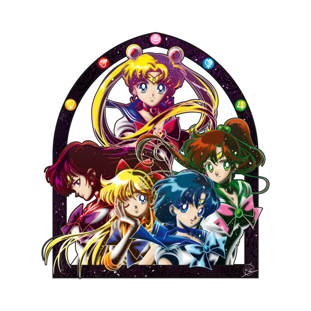 Sailor Moon S - Universe edit