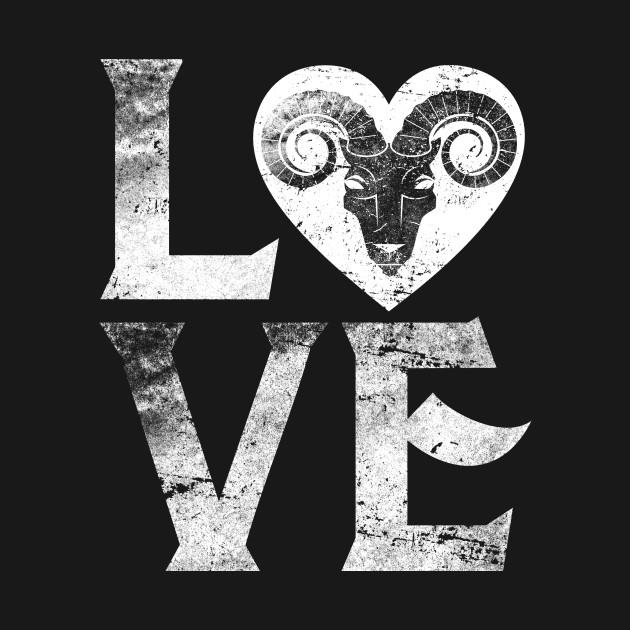 Love Heart Aries Personality Horoscope Zodiac April