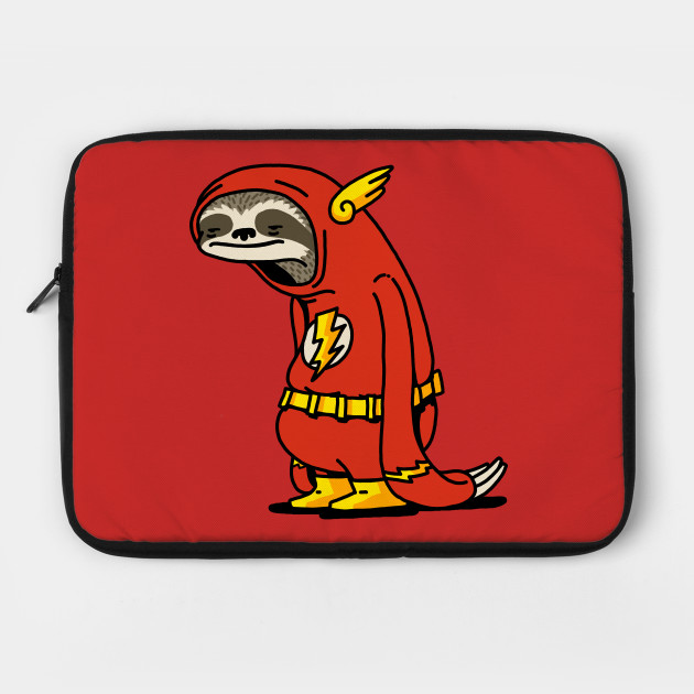 Funny Sloth Shirt The Flash The Neutral