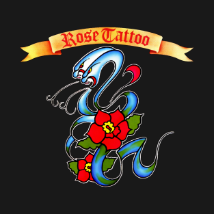 Rose Tattoo (Limited Edition) t-shirts