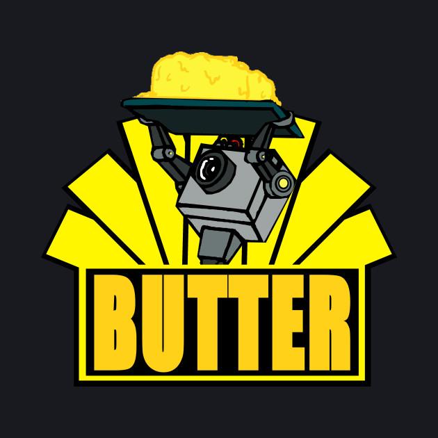 The Butter robot!