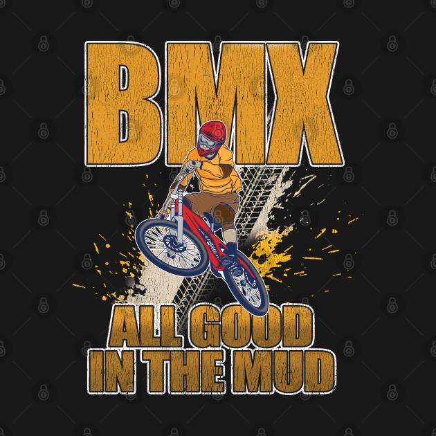 BMX Biking - BMX All Good In The Mud
