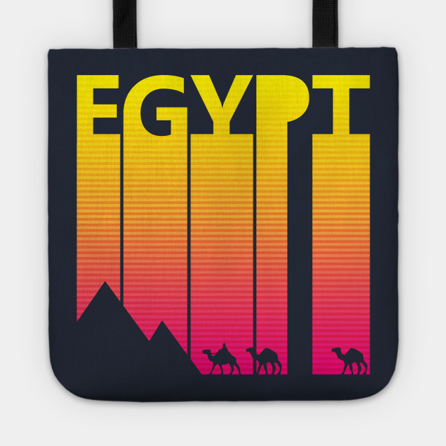 Retro 1980s Egypt Souvenir Gift