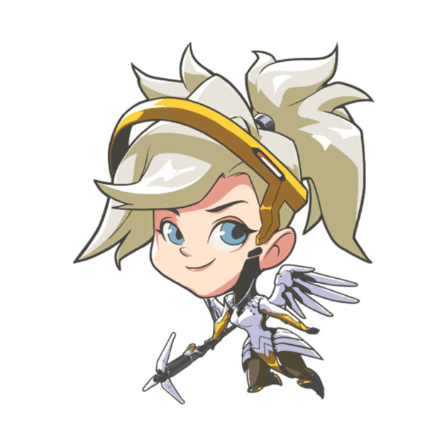 Cute Mercy Spray