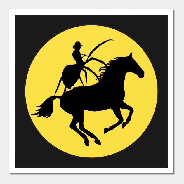 SPIDO PONA Rides Again - Classical Education - Wall Art   TeePublic
