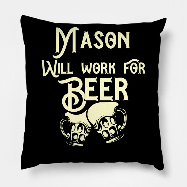 Mason job title gifts for her him
