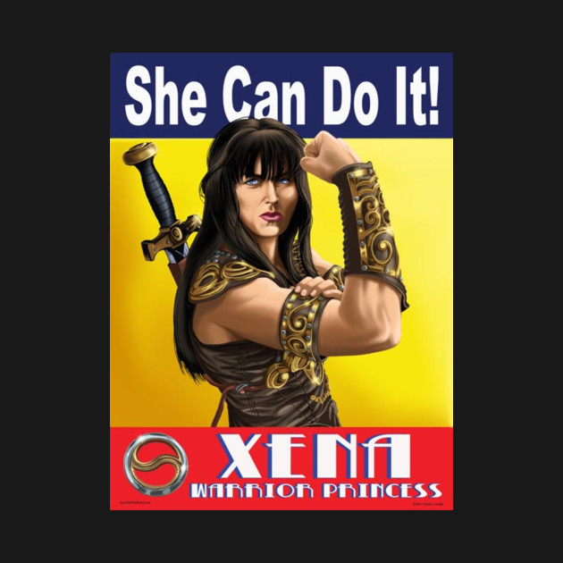 Xena: She Can Do It!