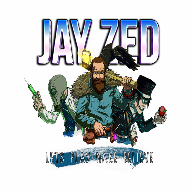 JayZed: Lets play make believe.