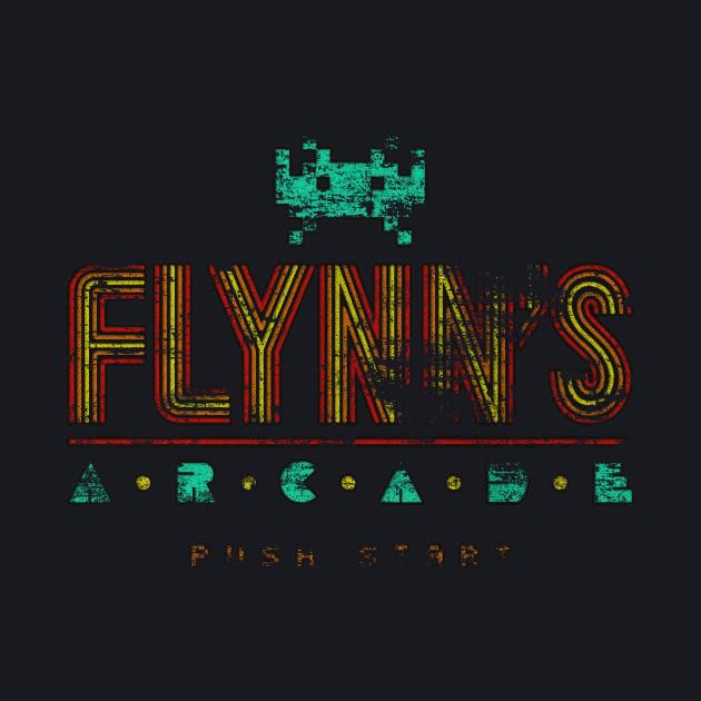 Flynn's Arcade - Vintage