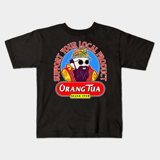 orang tua artwork vol 1 indonesian culture kids t shirt teepublic orang tua artwork vol 1
